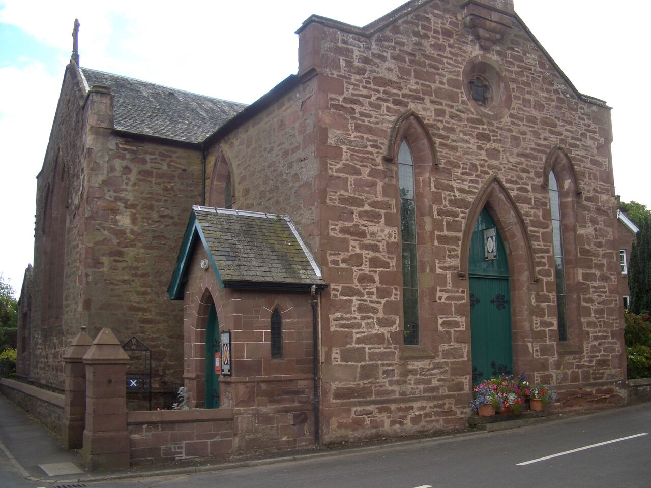 Muthill St James The Diocese Of St Andrews Dunkeld
